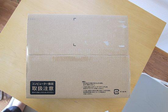 NJ4000Eの箱