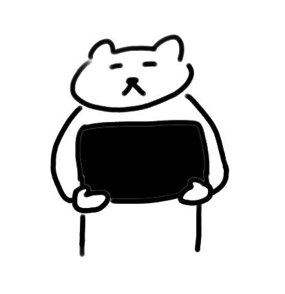 PCとお猫ちゃん