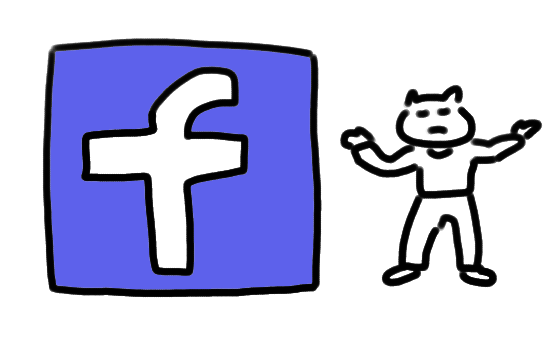 Facebookと猫2