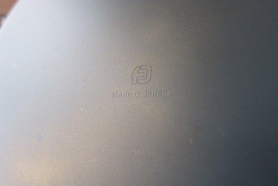 プリンス工業 鉄のフライパン FDスタイル 26cm 786-00403 の裏