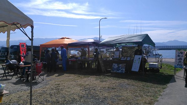 姫島渡船直売所のイベントの写真