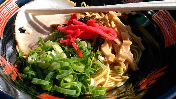 糸島のまぜ麺