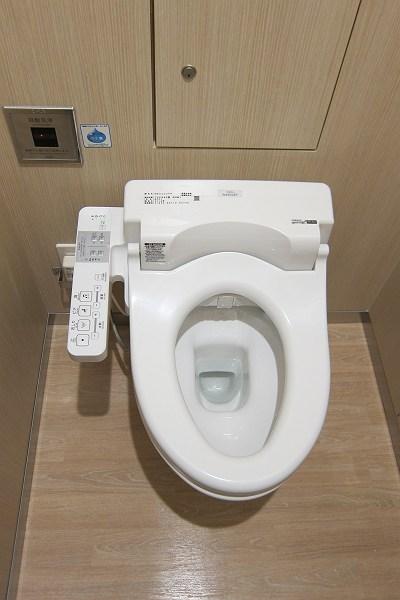 mark is 福岡ももちのトイレの写真