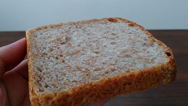 天然工房楽楽のパンの写真