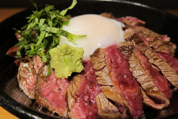 あか牛Dining yoka-yokaのあか牛丼の写真